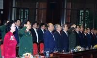 Premier vietnamita asiste al 60 aniversario del Día de la Guardia Fronteriza