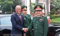 Vietnam y Filipinas fortalecen la cooperación en defensa