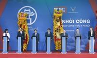 Inauguran construcción de autódromo para carreras de Fórmula 1 en Hanói