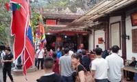 Pagoda Huong, parte importante del itinerario patrimonial
