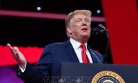 Acuerdo comercial con China está bien encaminado, dice Donald Trump
