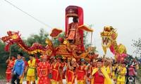 Festivales aldeanos, muestra de la civilización de arroz anegado de Vietnam