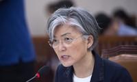 Canciller de Corea del Sur reafirma interés de su país en ampliar relaciones con la Asean