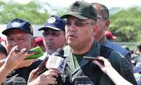 Presidente venezolano designa al nuevo jefe de la Policía Nacional Bolivariana