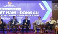 Grandes potenciales de intercambio comercial entre Vietnam y Europa Oriental