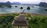 Complejo budista de Tam Chuc, un sitio espiritual esencial