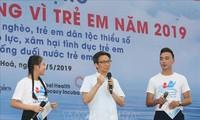 Lanzan Mes de Acción por los Niños 2019 en Vietnam