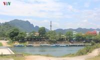 Promueven el turismo histórico en la vía de Truong Son