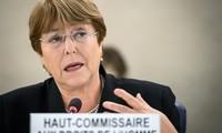 Alta Comisionada para los Derechos Humanos de la ONU visita Venezuela