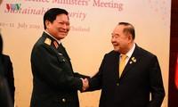 Vietnam estrecha cooperación militar con Tailandia y Laos