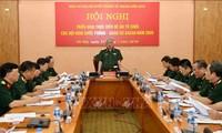 Ministerio de Defensa de Vietnam prepara actividades militares de Asean en 2020