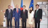 Vietnam y República Checa buscan fortalecer la cooperación económica bilateral