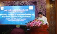 Refuerzan la colaboración periodística entre Vietnam y Laos