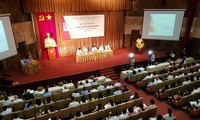 Celebran seminario sobre valores permanentes del testamento del presidente Ho Chi Minh