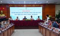 Promueven reorganización de empresas agrícolas y acuícolas vietnamitas