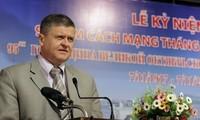Vietnam conmemora 95 aniversario de Revolución de Octubre de Rusia