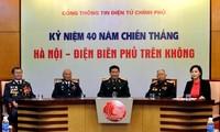 Ejército vietnamita creativo en los combates contra aviones B52 de EEUU