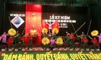 Prosiguen actividades conmemorativas por Victoria de Dien Bien Phu en el cielo