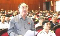 El parlamento vietnamita verifica la situación socioeconómica