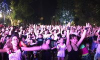 Zumba non-stop party in Hanoi