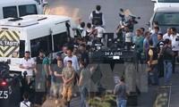 Turkey arrests 35,000 suspects in Turkey Coup Probe