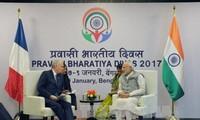 India, France boost strategic partnership