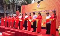 Hanoi's first Book Street opens