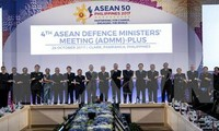 ADMM+ prioritizes maritime security