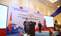 Vietnam-Cambodia ties strengthened