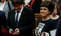 Spain orders arrest of former Catalan MP