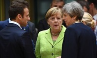 UK, French, German leaders hold telephone talk on Iran nuclear