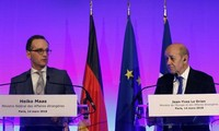 France, UK, Germany vow to maintain Iran nuclear deal