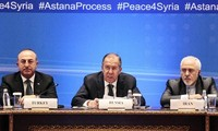 Russia, Turkey, Iran to discuss Syria peace in Kazakhstan