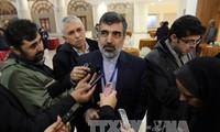 Iran urges EU to maintain nuclear deal