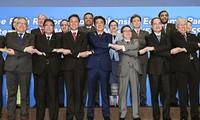 RCEP ministerial talks begin in Tokyo