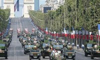 France celebrates Bastille Day with major military parade