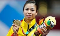Vietnam wins first gold medal on 4th day of ASIAD 2018