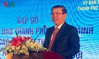 HCMC authorities meet overseas Vietnamese scientists