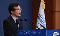 US, South Korean leaders discuss possible dialogue with North Korea