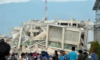 International community helps Indonesia recover from earthquake