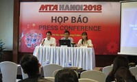 MTA Hanoi 2018 attracts scores of foreign businesses