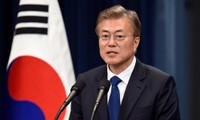 South Korea vows joint efforts with France for lasting peace on Korean Peninsula