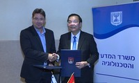 25th anniversary of Vietnam-Israel diplomatic relations marked