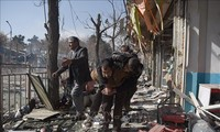 Scores killed in Kabul suicide attack