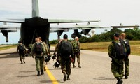 Multinational military exercise begins in Brazil
