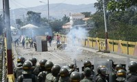 EU says military intervention in Venezuela must be avoided