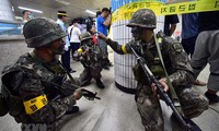 US not scaling back military exercises with South Korea