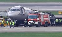 Pilot: Lightning causes deadly Aeroflot crash