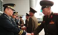한국 및 조선인민민주공화국 서방 군사 연락 라인 완전 복구