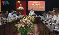 Trinh Dinh Dung부총리 : 사고 및 재난 대응에 주관적 표현 방지